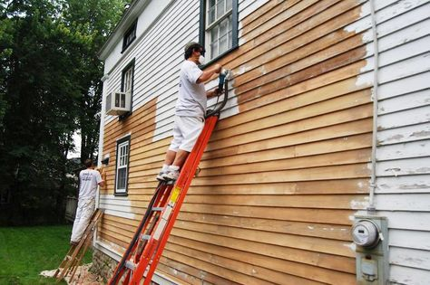 10 Steps to a Perfect Exterior Paint Job is part of home Improvement Exterior - Painting your home's exterior yourself  Follow HouseLogic's expert exterior painting tips so you can enjoy the results of your hard work for a decade