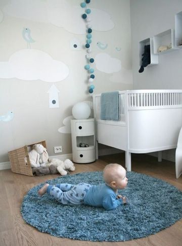 Una adecuada decoracion para cuartos de bebes recien nacidos | Bebes ...