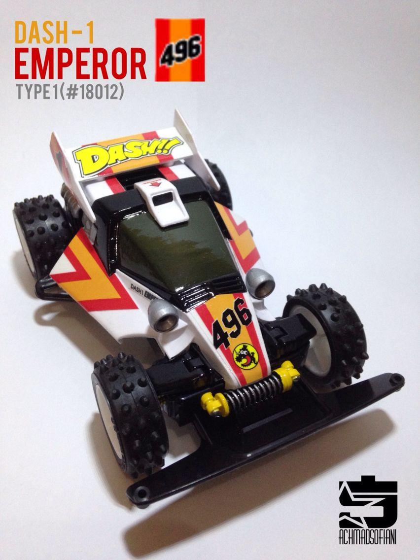 Dash 1 Dash Emperor Type 1 Chassis Mobil Kartun