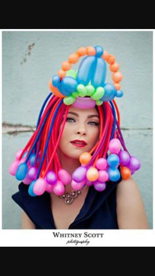 Party fun! Baloon Princess?!