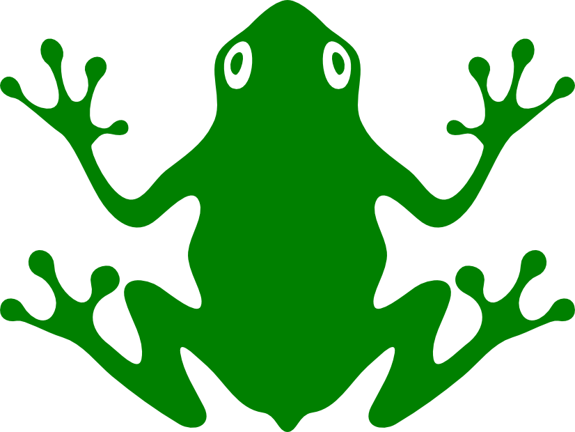 simple vector frog stock by enon013 deviantart com on deviantart rh pinterest com frog vector images frog vector free