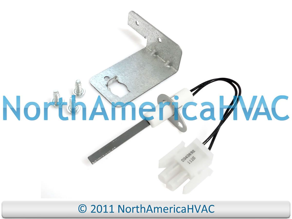 North America Distribution Sellersburg Heating Oem Trane American Standard Furnace Ignitor Ign145 Ign00145 Ign117 Ign00117 Trane American Standard Furnace