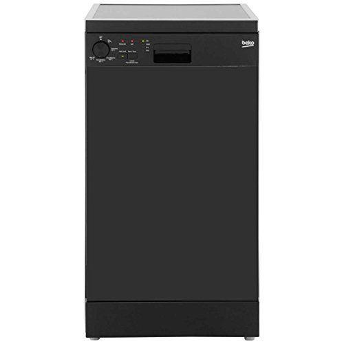 Beko DFS05010B 10 Place Slimline Freestanding Dishwasher