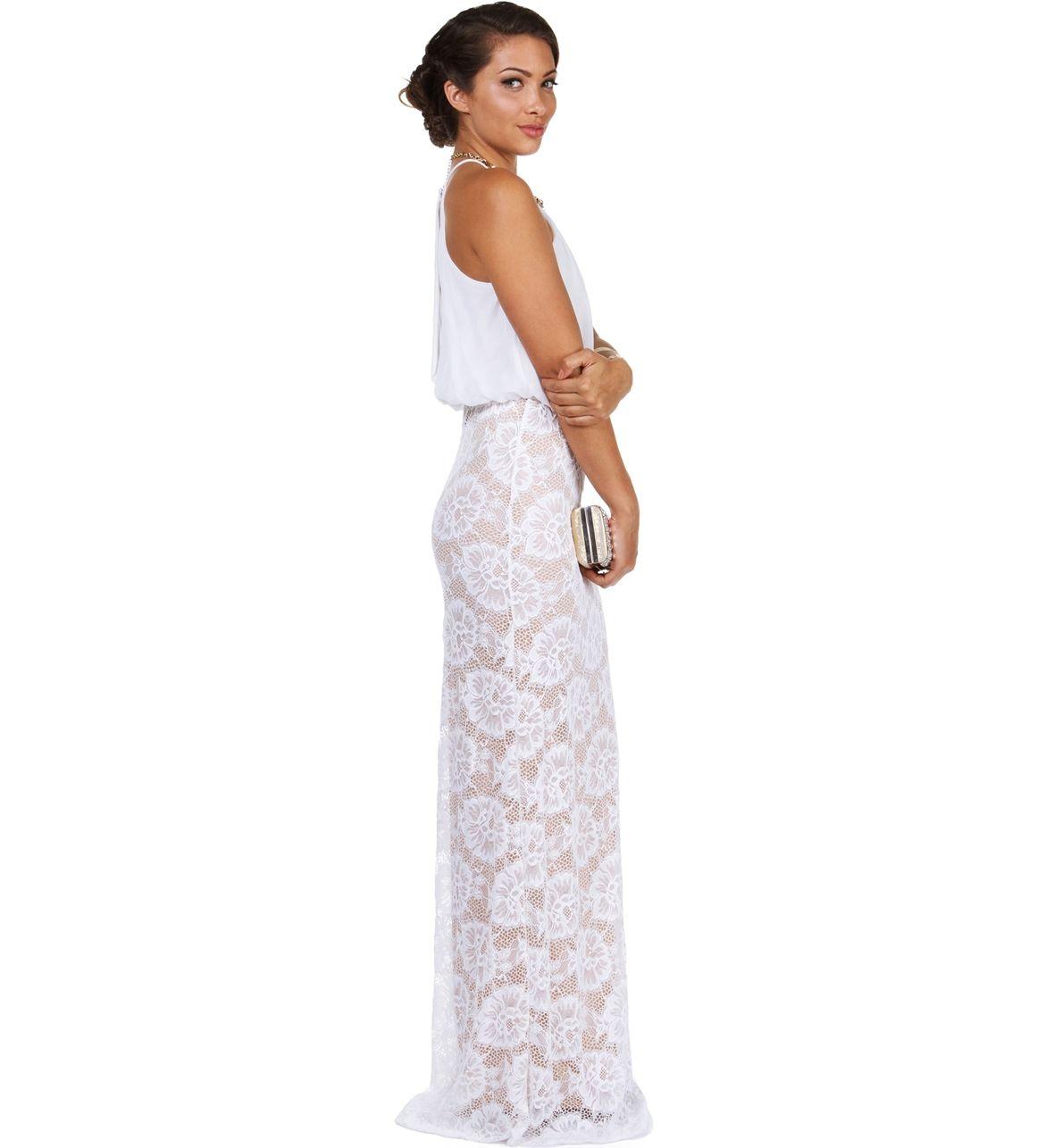 Guava wedding dresses  LeahWhite Formal Dress  Wedding Attire Ideas Nina  Pinterest