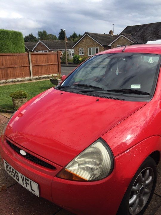 Ford Ka Spares Or Repairs