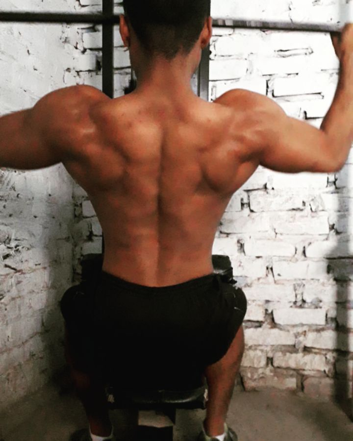Back day   #backday     #menphysiquepic     #workout     #fitness     #fitnesmotivation     #musclem...