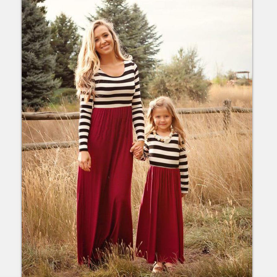 32800d970a63e Summer New fashion hot sale Family Matching Outfits Mother and ...