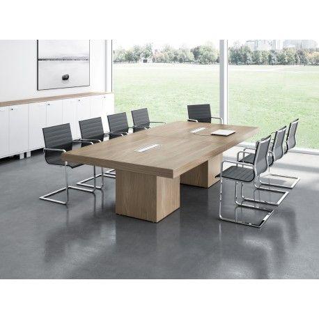 Epingle Sur Tables De Reunion Design