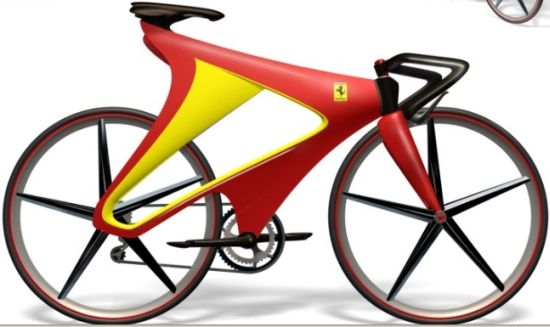 20 Ferrari Bicycle Ideas Bicycle Ferrari Bike