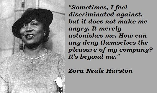 10 Zora Neale Hurston Love Quote Best Quotes Essay