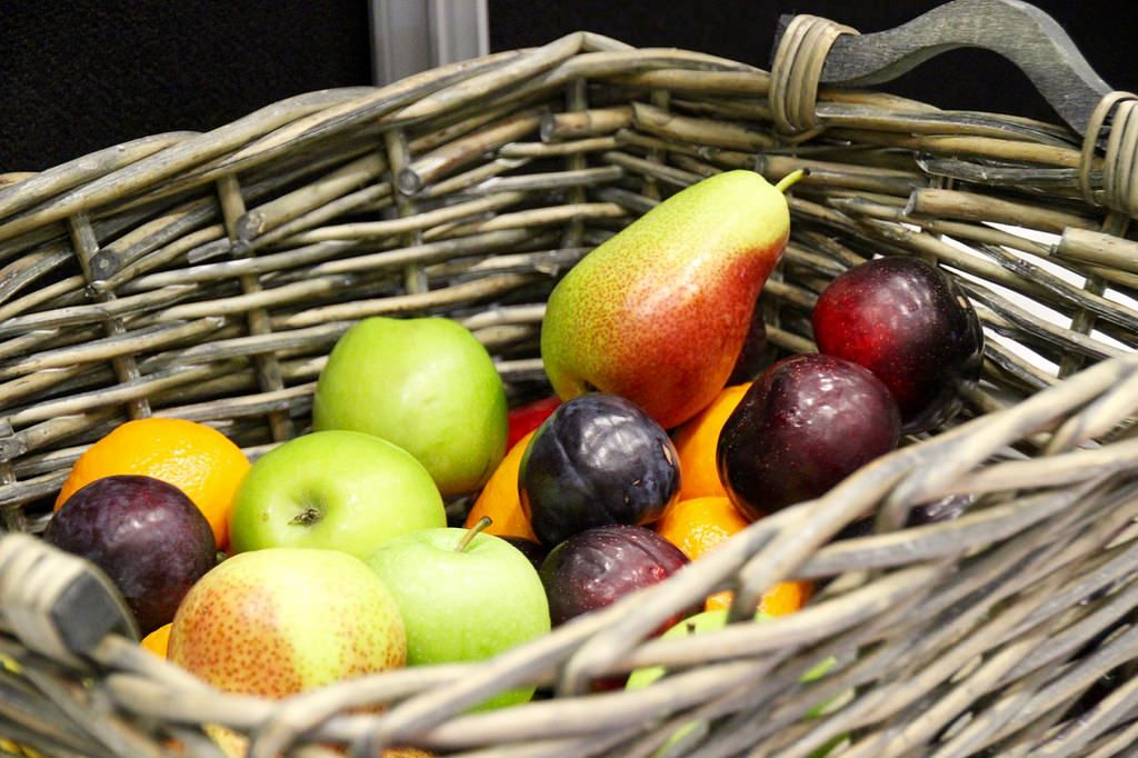 Fruits... great food!
