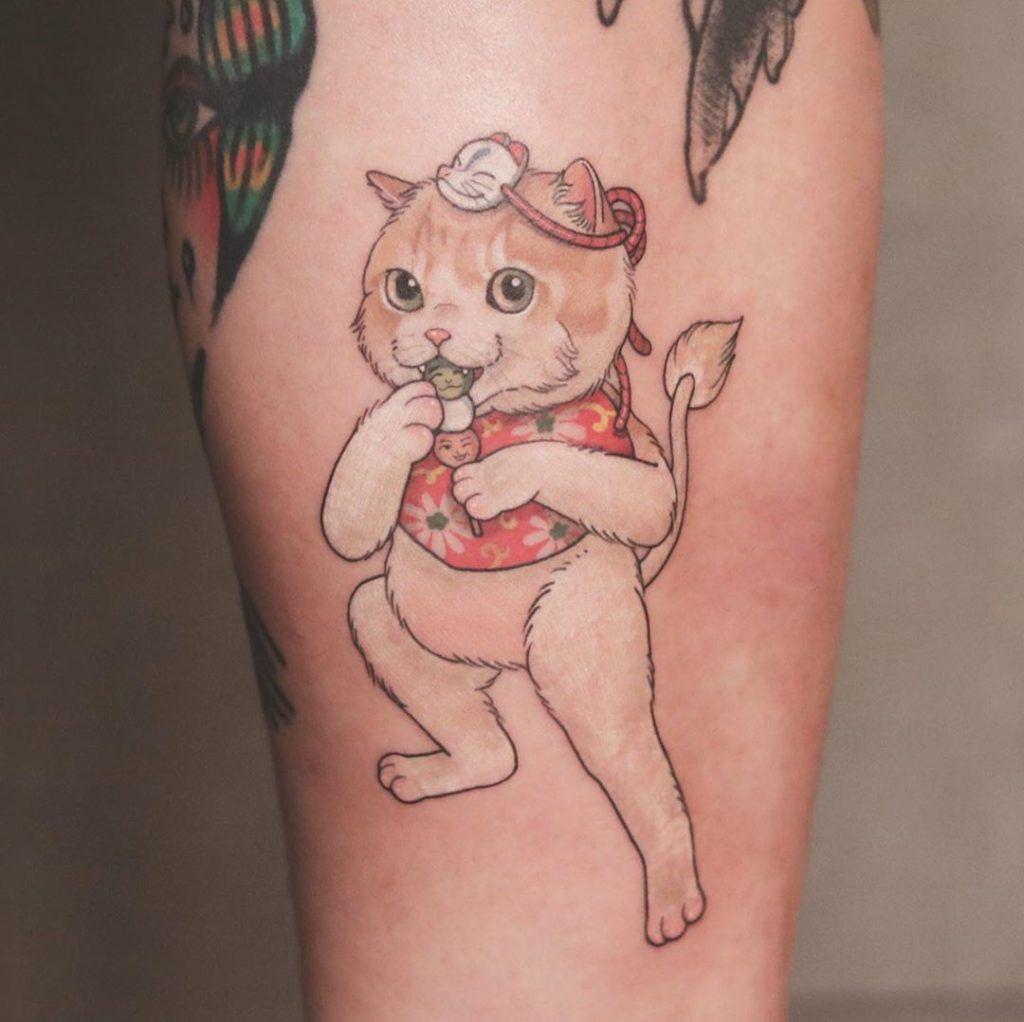 Tattoo muschis
