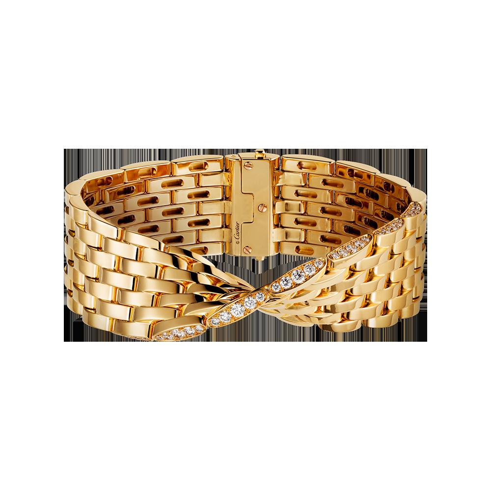 Maillon panthère bracelet hw pinterest bracelet designs