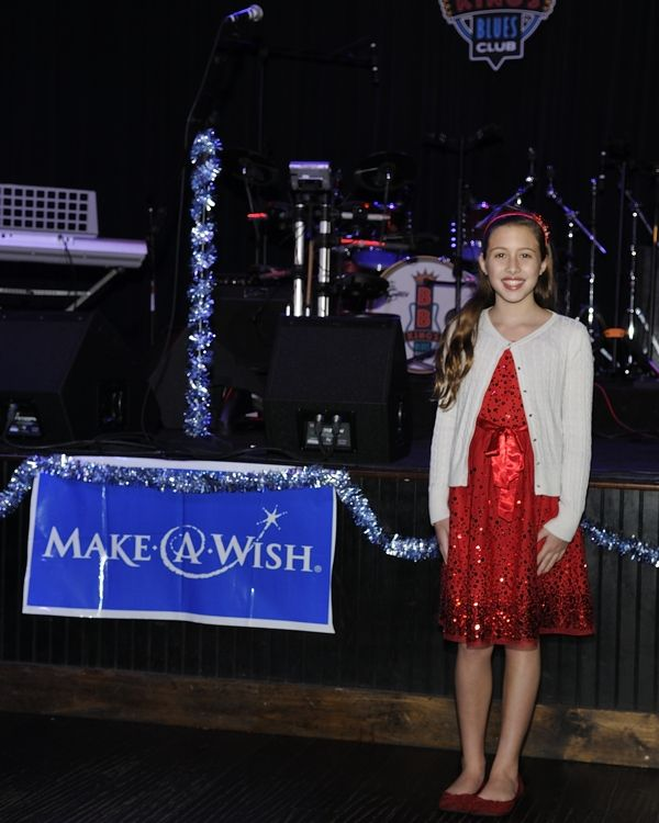 Sivan Was Thrilled To Perform At Bbkings In West Palm Tune Tot Make A Wish Foundation