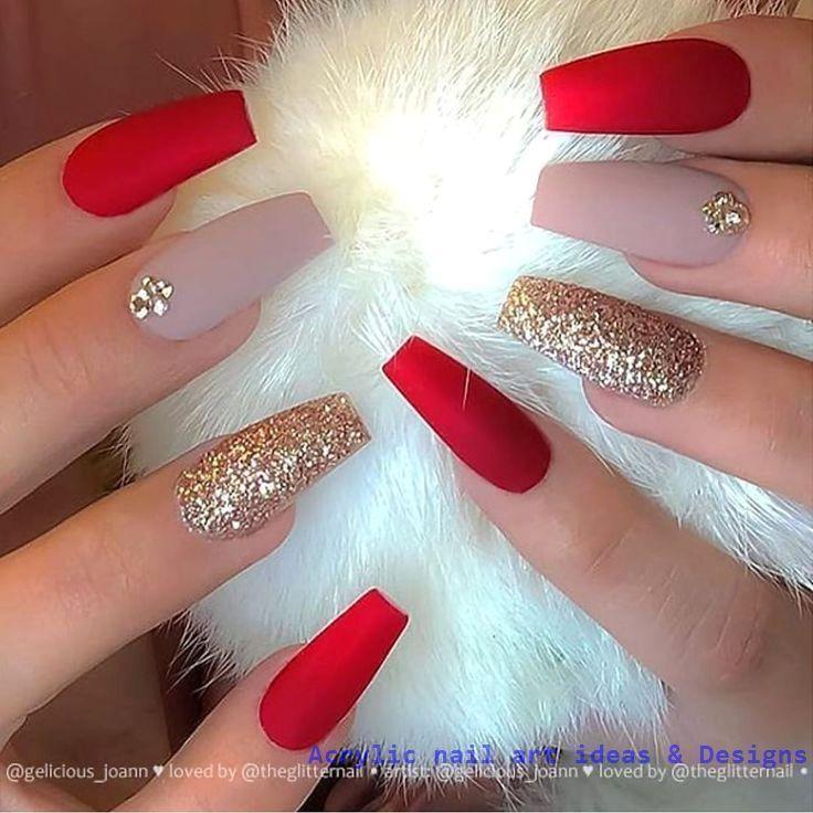 20 grandes ideas para hacer uñas acrílicas POR TI MISMO 1 #Acrylic #Blog #GREAT #Ideas #Nails