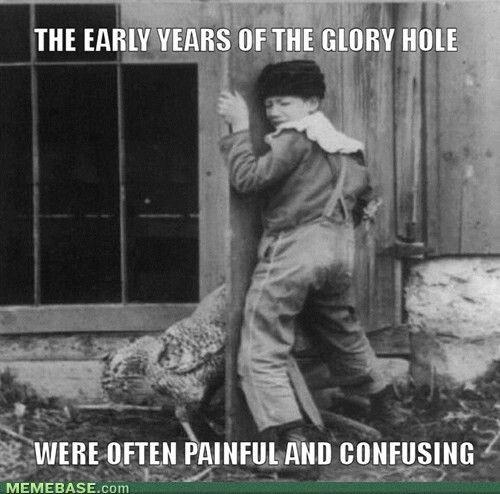 hole massachusetts Glory in