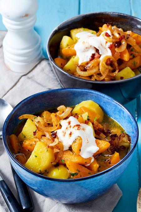 """Kartoffel-Möhren-Gulasch """"One Pot for the Soul"""""""