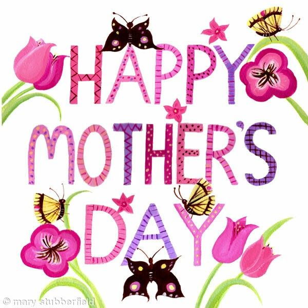 Happy Mother's Day to Mom's all over the world! you rock! #jwb