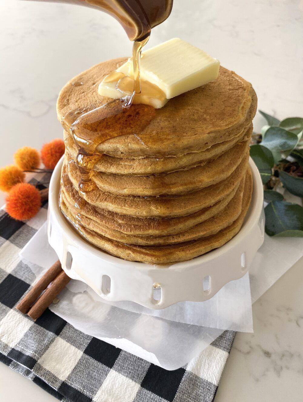Buttermilk Pumpkin Pancakes Recipe Pumpkin Buttermilk Pancakes Pumpkin Pancakes Pumpkin Spice Pancakes