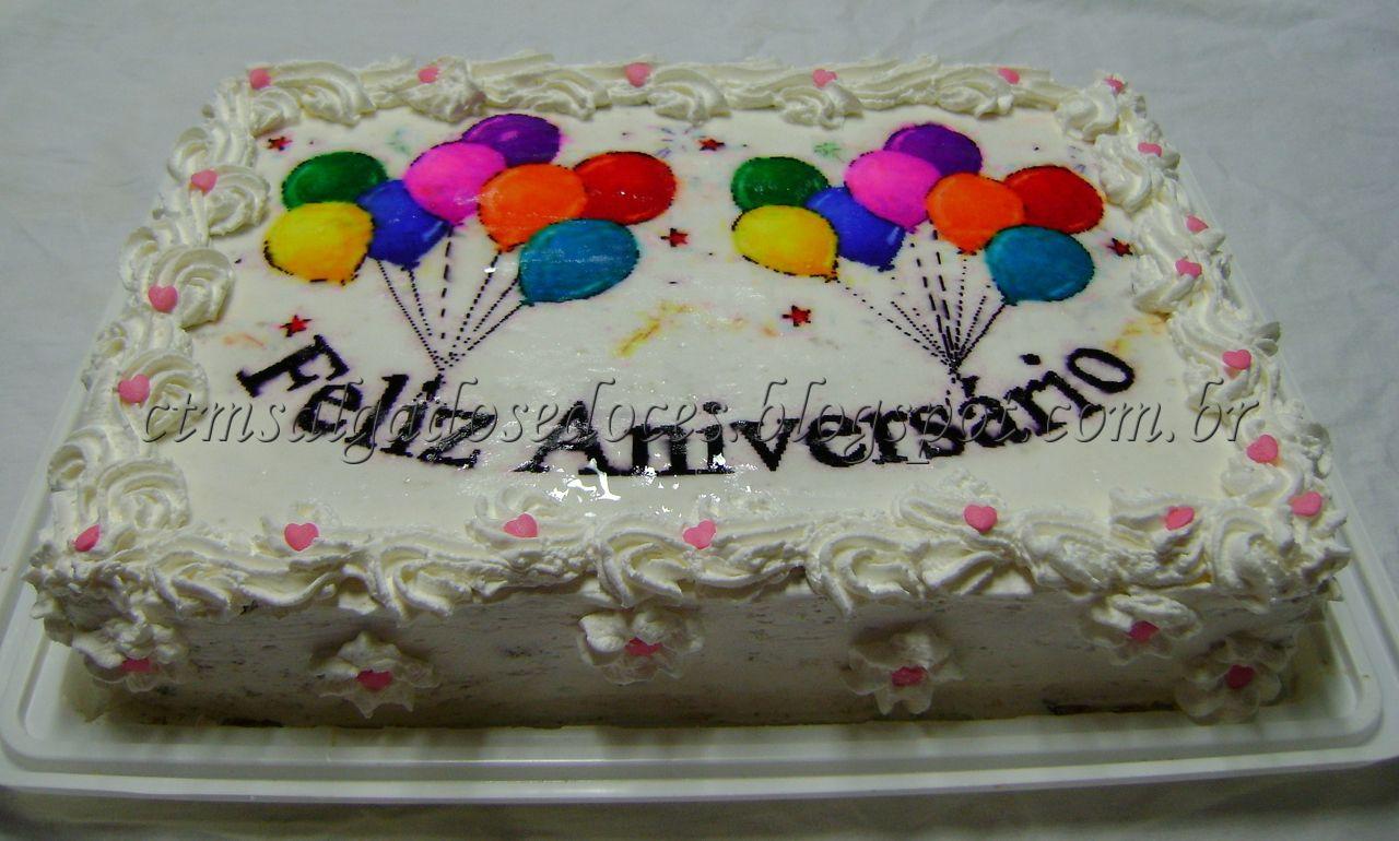 Mesa De Feliz Aniversario Bolo Para Sobrinha Imagens: Bolo De Feliz Aniversario Imagens