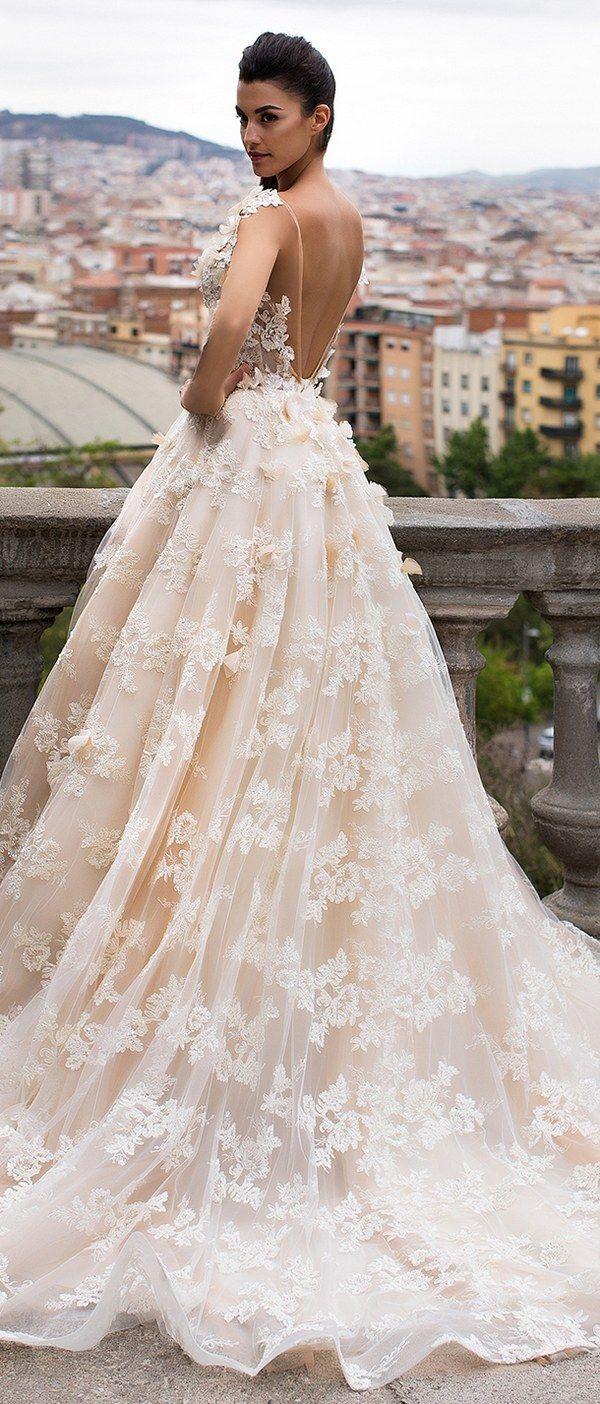 We love milla nova bridal wedding dresses vestidos de novia