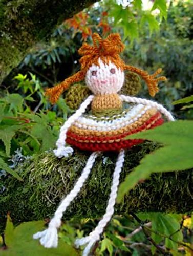 Ravelry: Fairy pattern by Wendy Phillips
