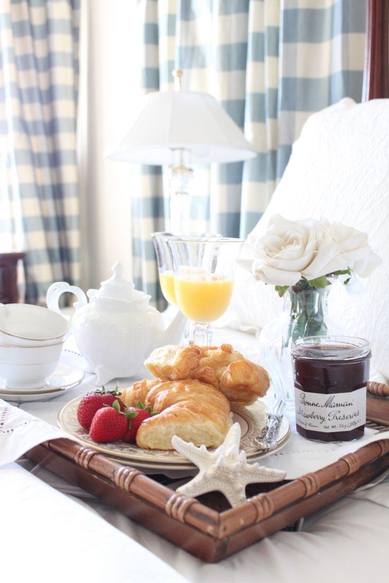 Breakfast in bed | Colazione a letto