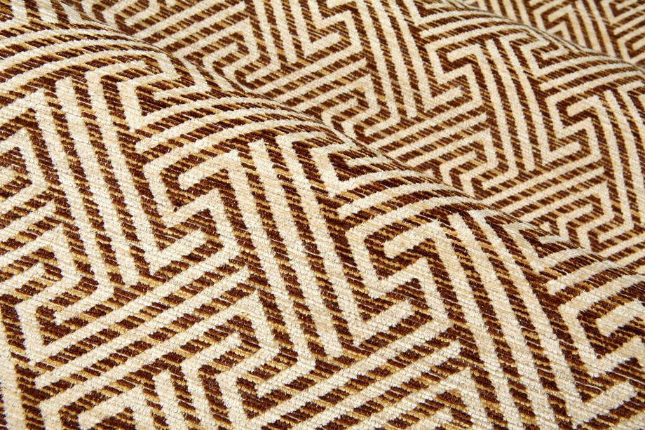 Moderne Polsterstoffe cameroon upholstery in raffia is a modern fabric to pair