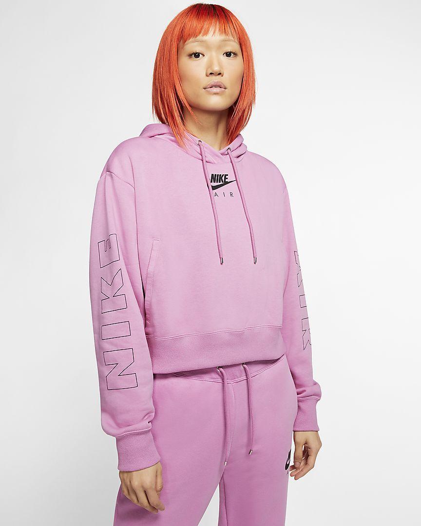 Nike Air Women S Fleece Hoodie Nike Com Womens Fleece Nike Air Women Fleece Hoodie [ 1080 x 864 Pixel ]