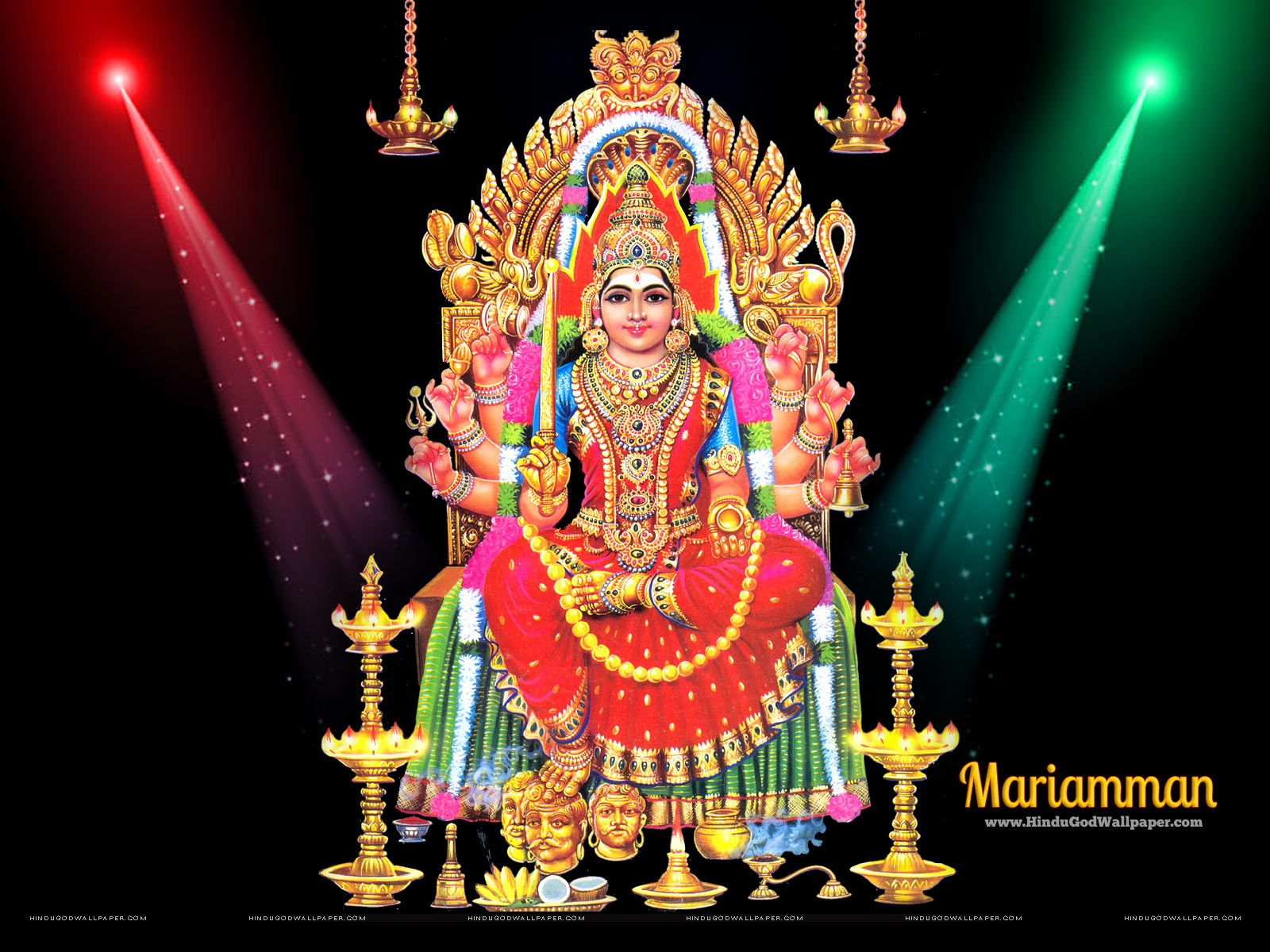Mariamman Wallpapers Free Download