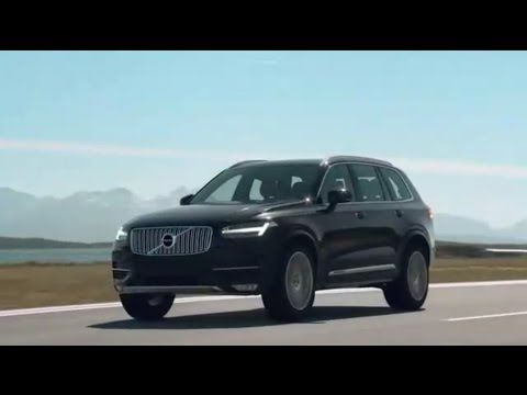 2016 Volvo Xc90 Commercials Our Idea Of Luxury Song By