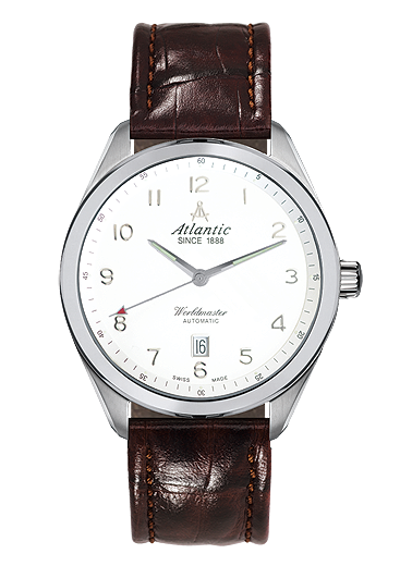 Worldmaster Gents Automatic Classic 53750.41.23 - Atlantic Swiss Made  Watches Since 1888 14a02286f6