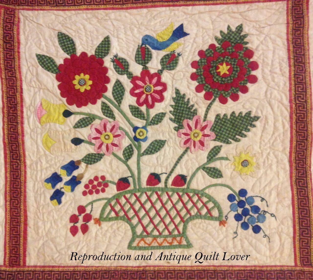 Repro Quilt Lover | Applique | Pinterest | Quilt : repro quilt lover - Adamdwight.com