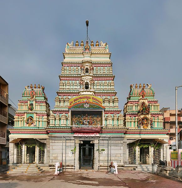 Places To Visit In Bangalore On Christmas: Dharmaraya Swamy Temple Bangalore