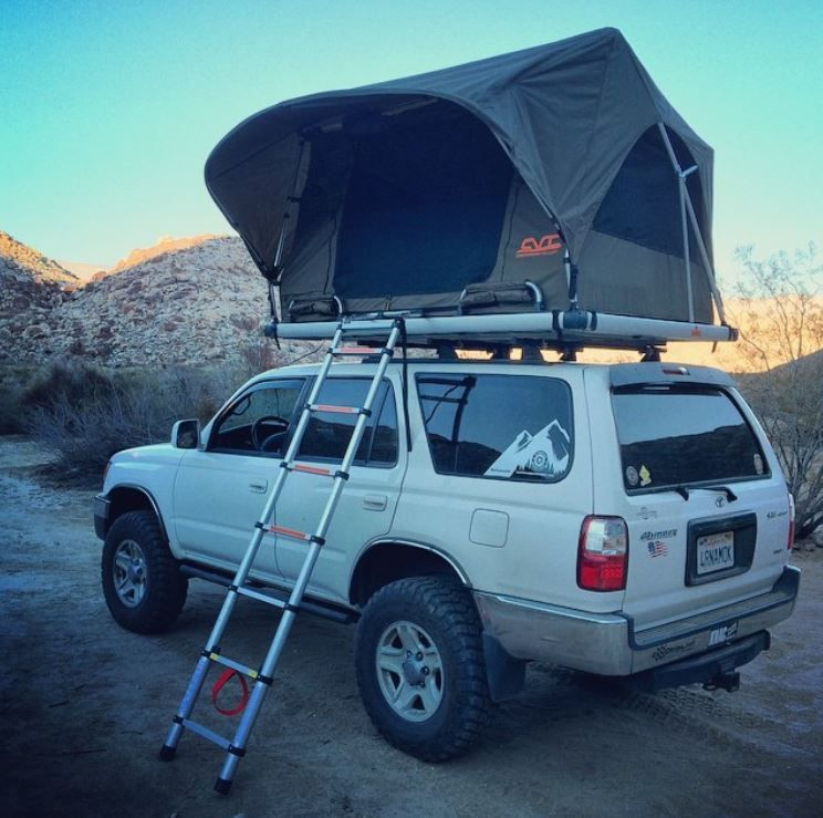 Mt Thielsen Standard Automatic New Vehicle Roof Top