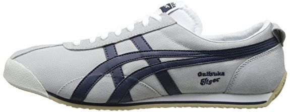 54ae9c937d1eb Amazon.com: Onitsuka Tiger Fencing Fashion Sneaker,White/Navy,11.5 M ...