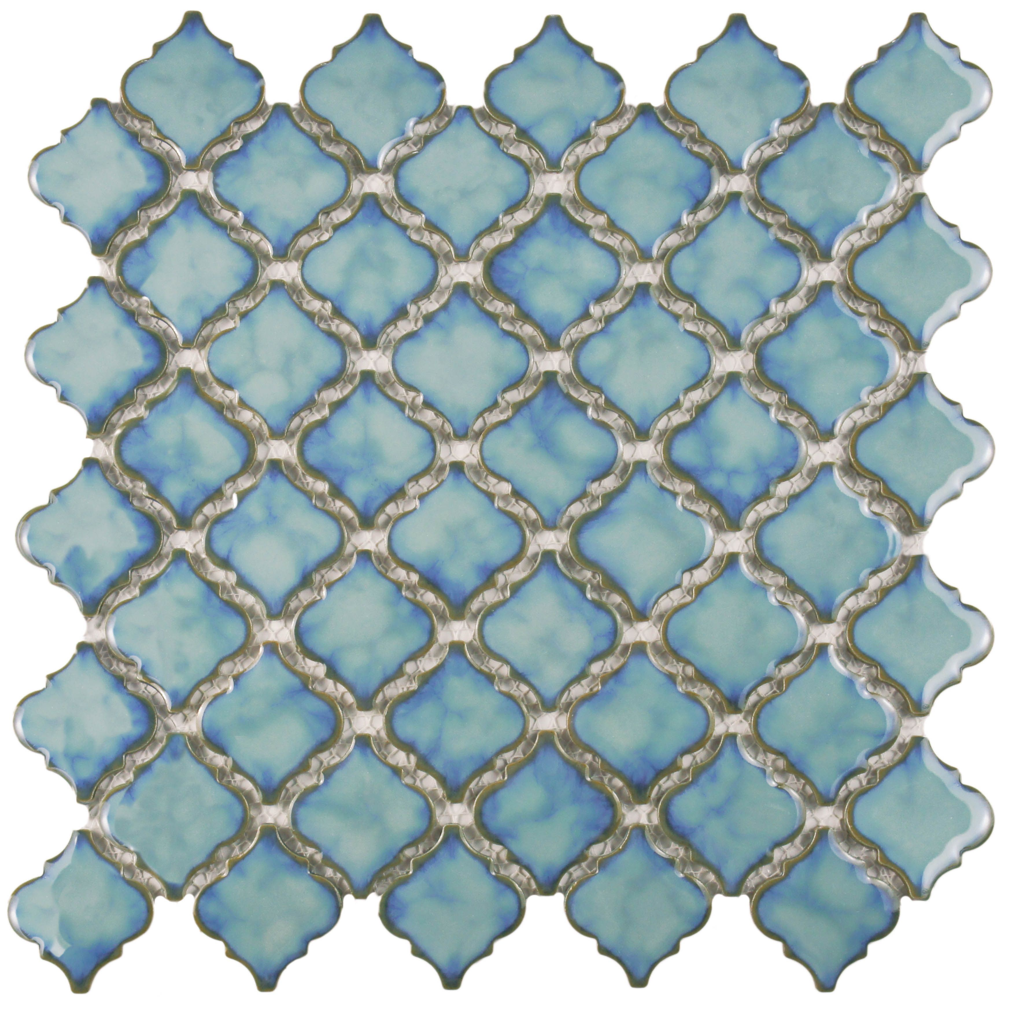 This somertile 13x13375 inch antaeus marine porcelain mosaic floor overstock online shopping bedding furniture electronics jewelry clothing more mosaic floorsmosaic tilesmosaicsstone dailygadgetfo Choice Image