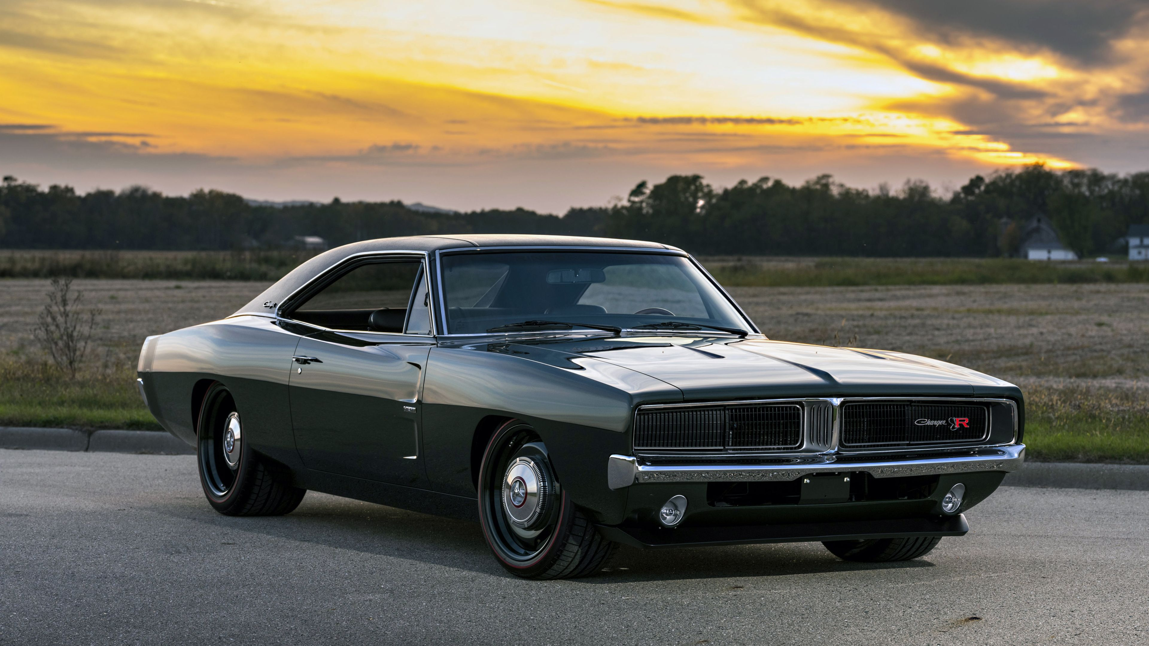 1969 Ringbrothers Dodge Charger Defector Front View hd-wallpapers, dodge charger…