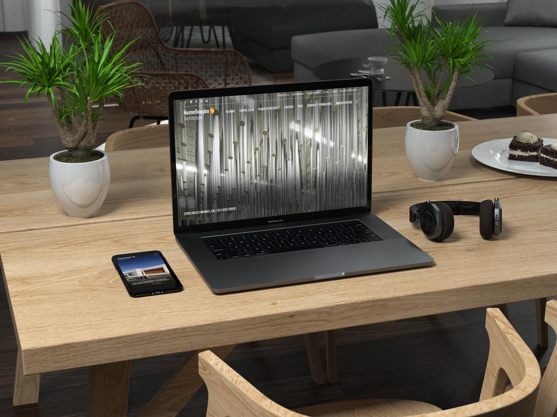 Una nueva página web que puedes ver de la mejor manera en tu computador, como en tu móvil. http://www.hunterdouglas.com.co/ap/