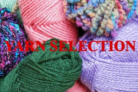 FAD FABULOUS CROCHET: YARN SELECTION - lots of info on picking out the best yarns to crochet with... great for beginners!