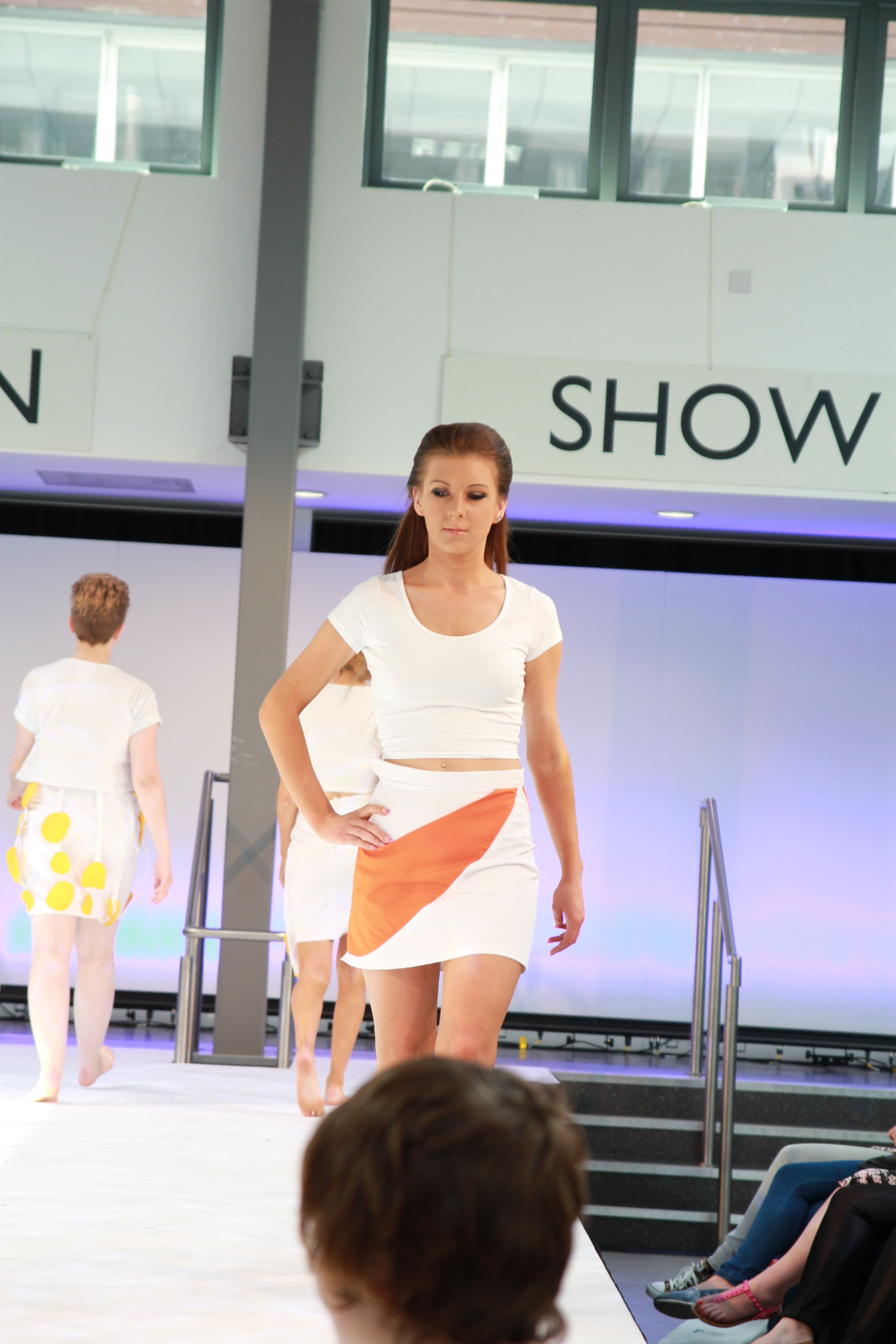 Ext Diploma in Fashion and Clothing Year 1 - Swinging Sixties #FashionShow