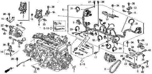 [DIAGRAM] Acura Tl Engine Diagram