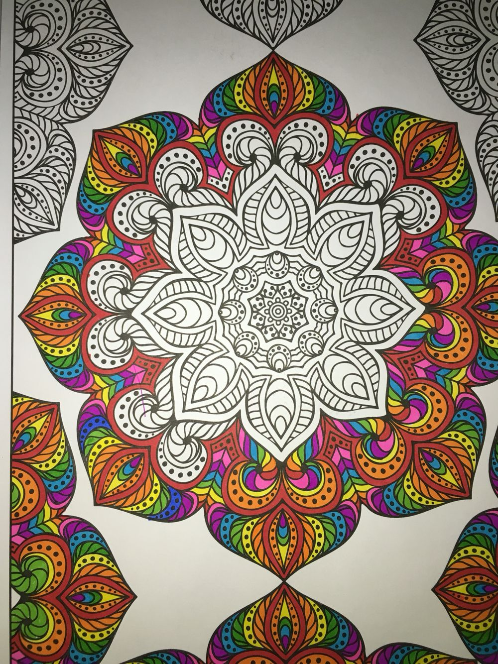 - Color Ideas (With Images) Mandala Coloring, Mandala Coloring