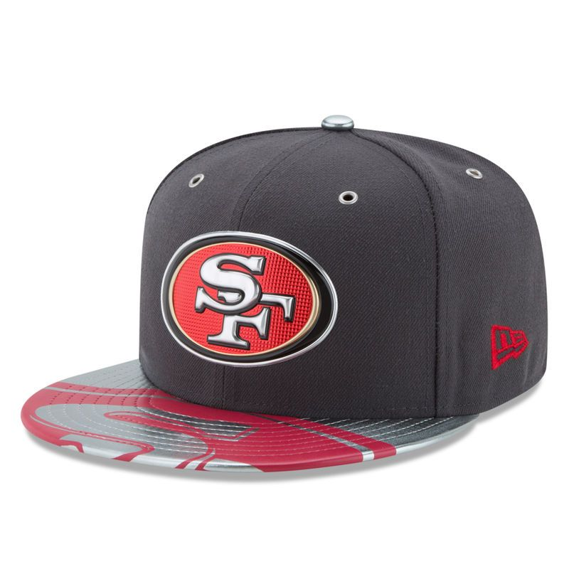 huge sale big sale super cheap San Francisco 49ers New Era NFL Spotlight 59FIFTY Fitted Hat ...