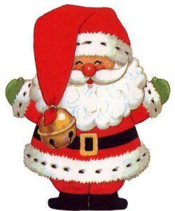 Papa Noel Santa Claus Gifs Minigifs Imagenes Para Imprimir Y Bajar - Papa-noel-para-imprimir