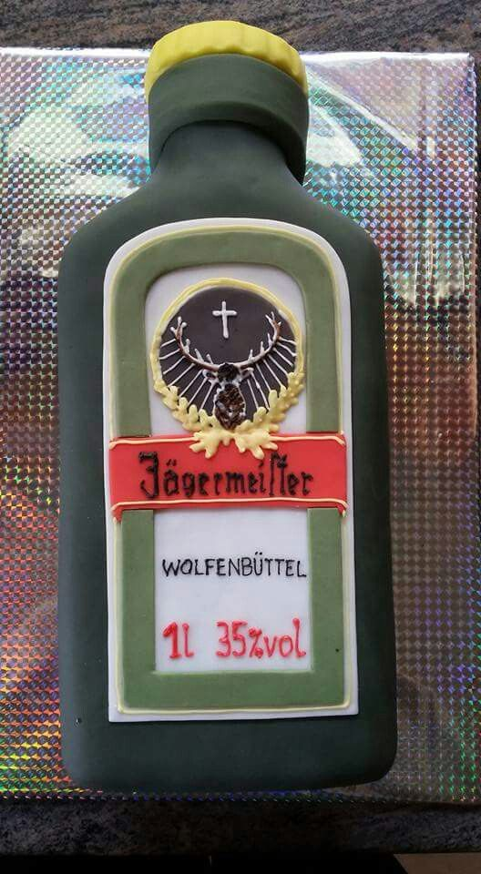 Jägermeister Torte | Jägermeister torte, Einzigartige