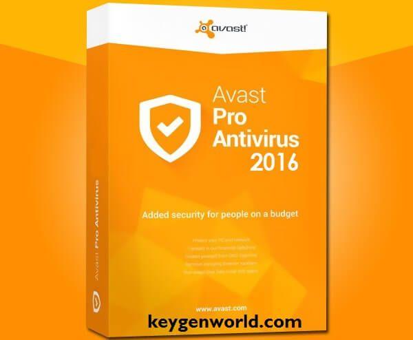 avast key 2024