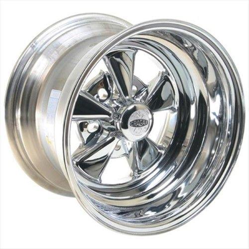 Cragar 61017 Super Sport Chrome Wheels 15 X 10 In As Shown Chrome Wheels Wheel Chrome Rims