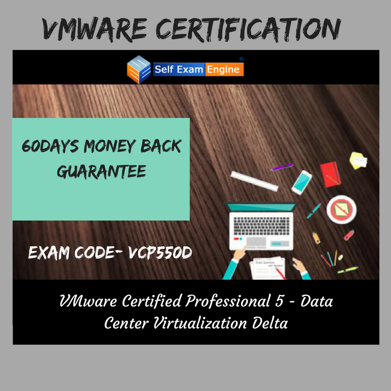 Vmware Certified Professional 5 Data Center Virtualization Delta