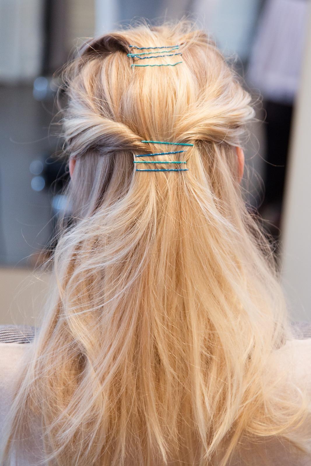 How to avoid hat hair cute easy styles pinterest bobby